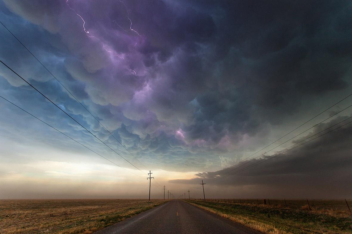 Storm Chaser Mike Olbinski