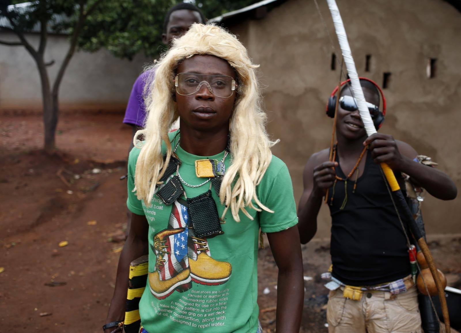 anti-Balaka in Central African Republic