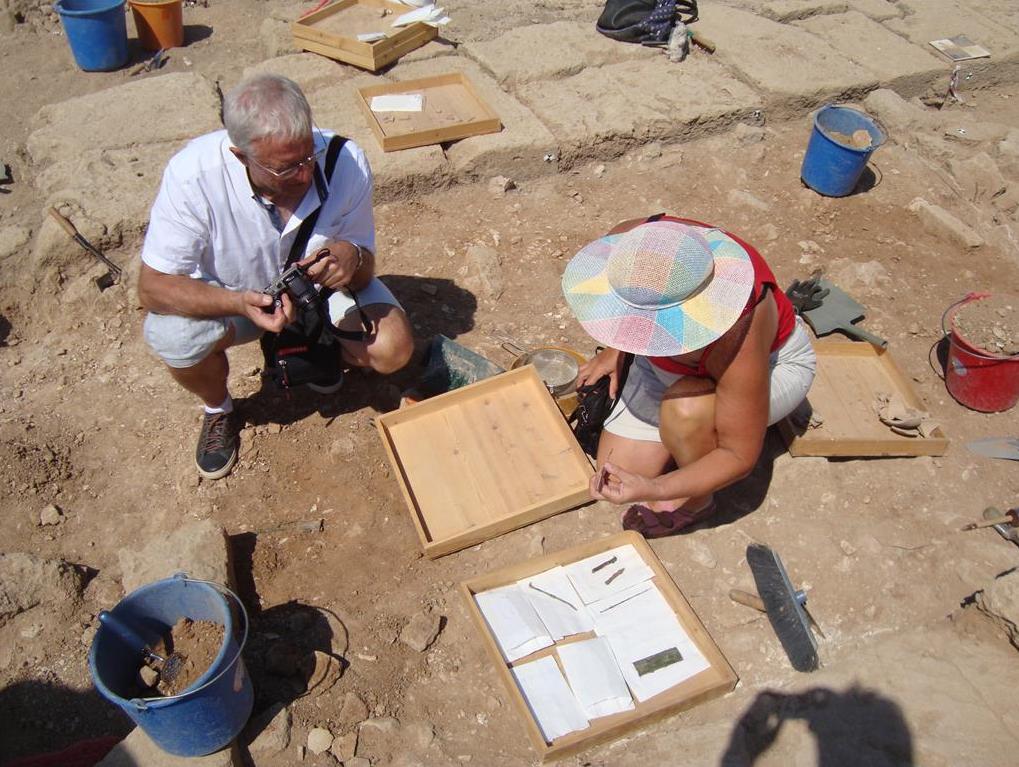 Roman medical instruments