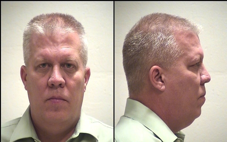 Winnetonka High School principal Matt Lindsey was arrested Wednesday