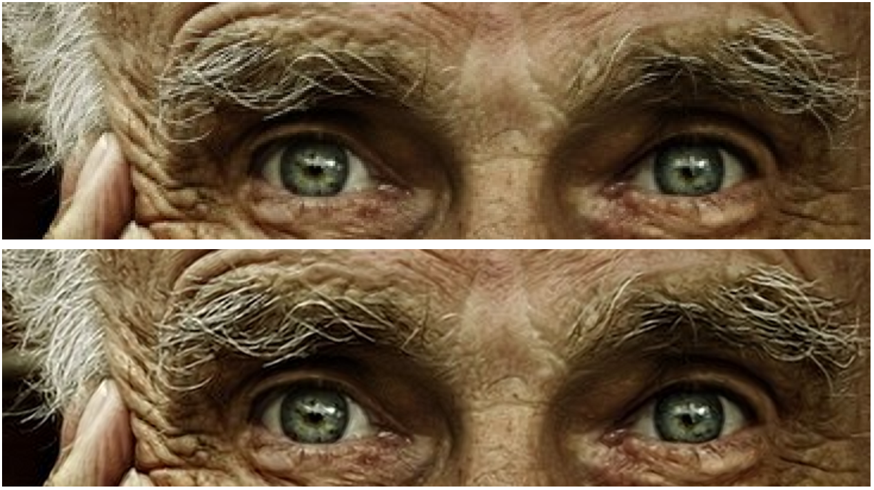 Google using machine learning to enhance images