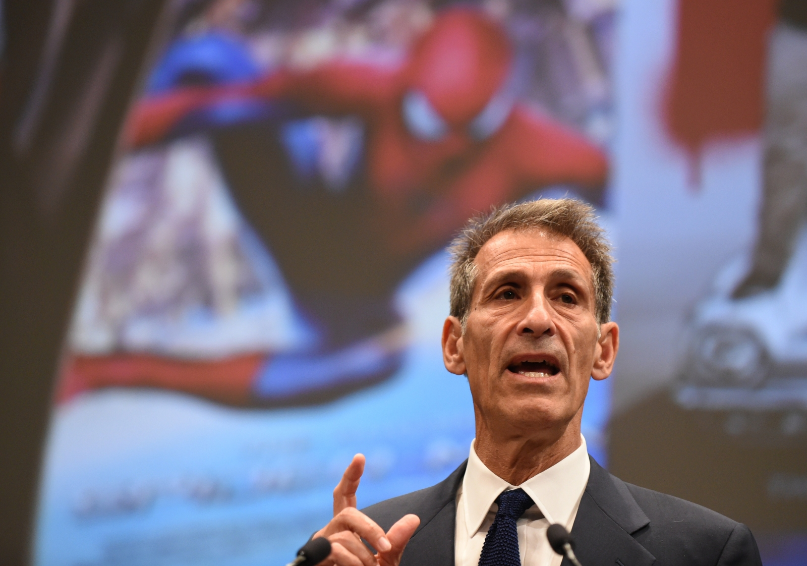 Sony Entertainment's CEO Michael Lynton to step down, focus on Snap responsibilities