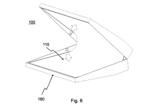 Nokia foldable phone: Patent reveals company may have