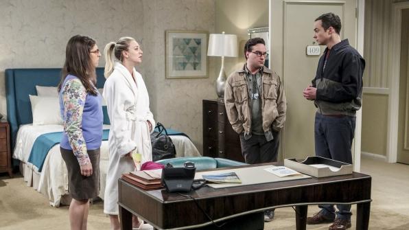 Big Bang Theory season 10 episode 13