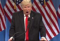 Alec Balwin as Donald Trump