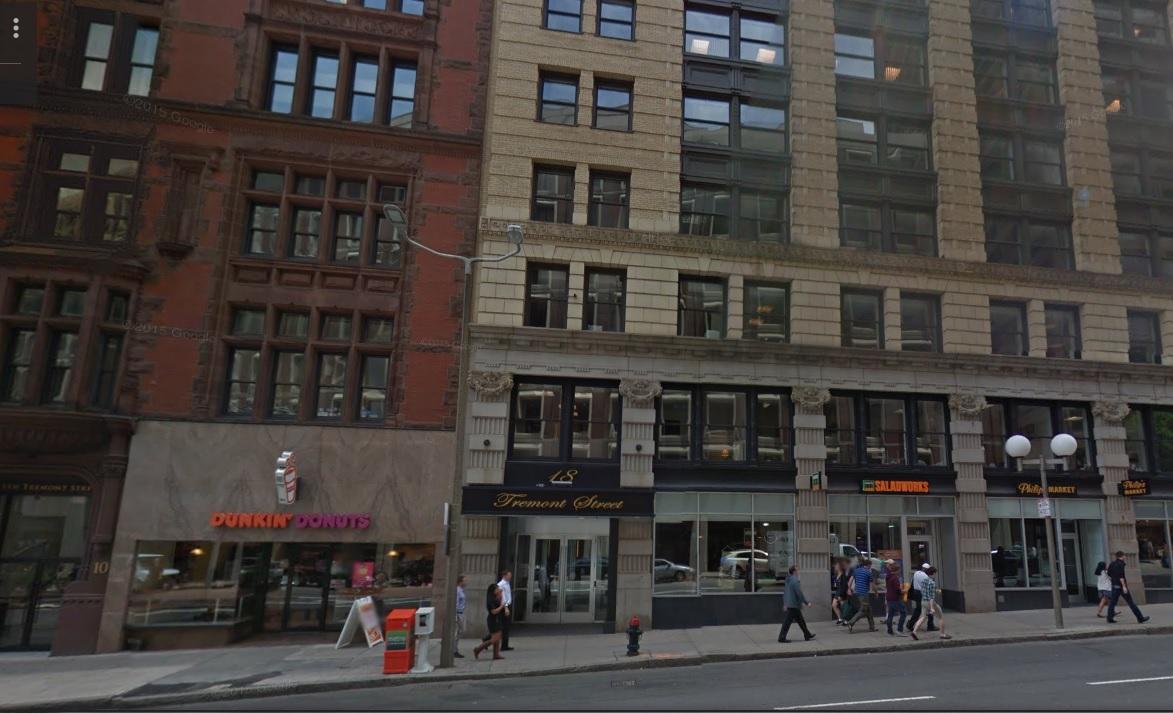 Humanyze office Boston