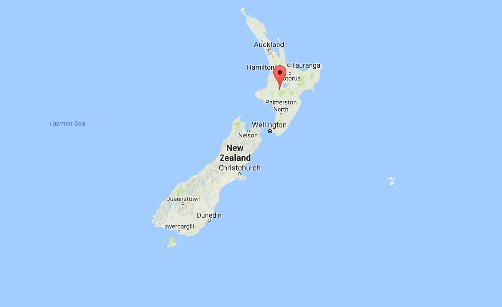 Tongariro Forest Park New Zealand