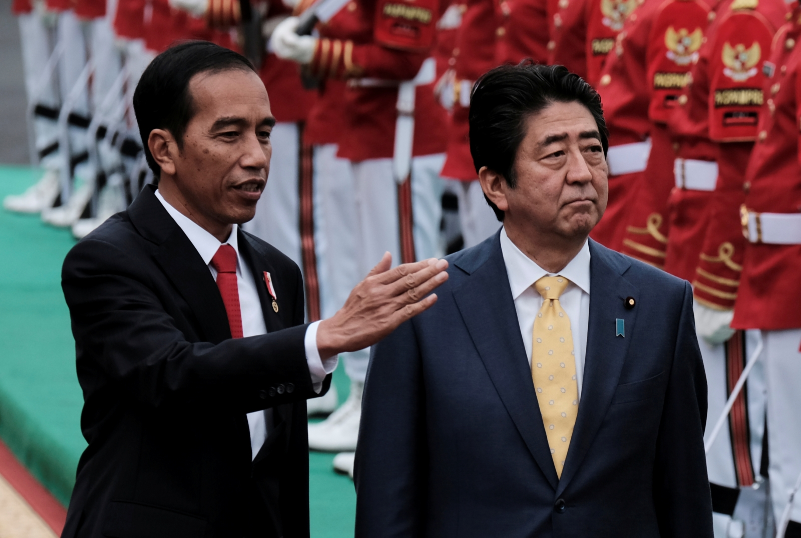 Japan Indonesia maritime cooperation