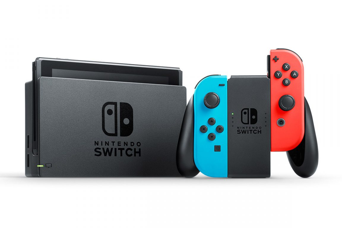 Nintendo Switch full specs revealed: Battery life, menu screen, storage and more