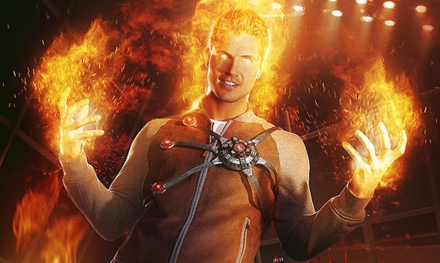 Robbie Amell in The Flash