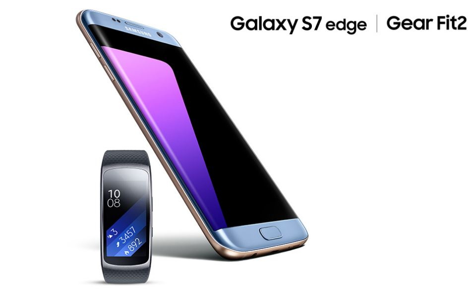 Buy Galaxy S7 Edge to get GearFit2