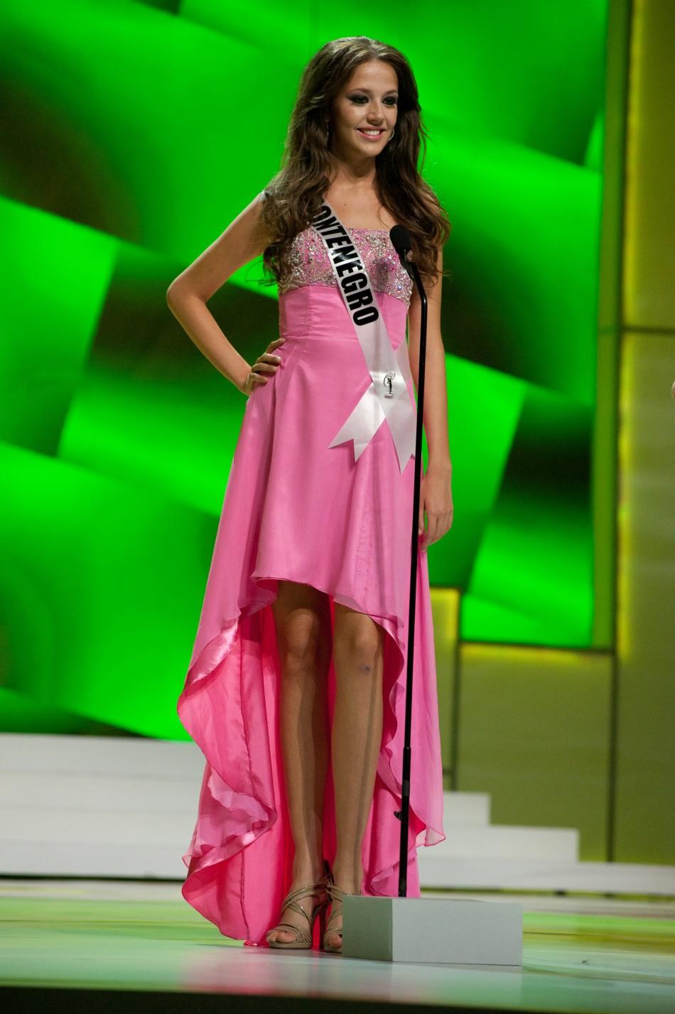 Miss Montenegro 2011, Nikolina Loncar won Miss Congeniality award
