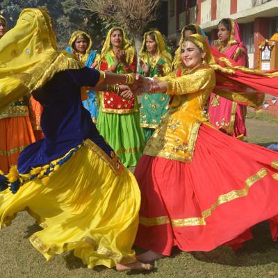 Lohri Hindu festival