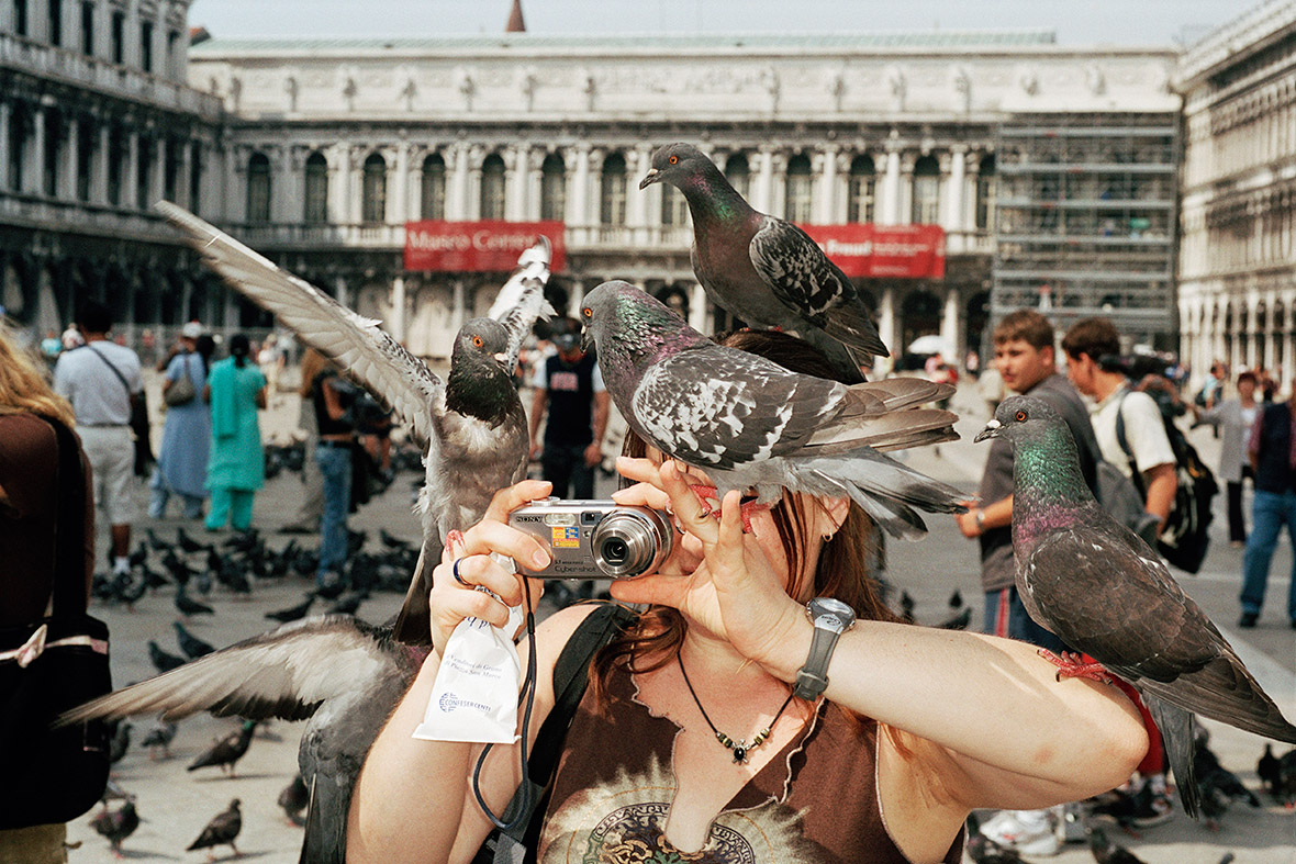 Martin Parr honoured for outstanding contribution to photography