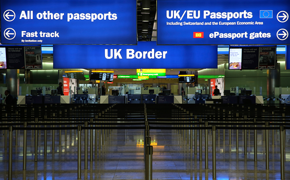 Brexit speech: Immigration