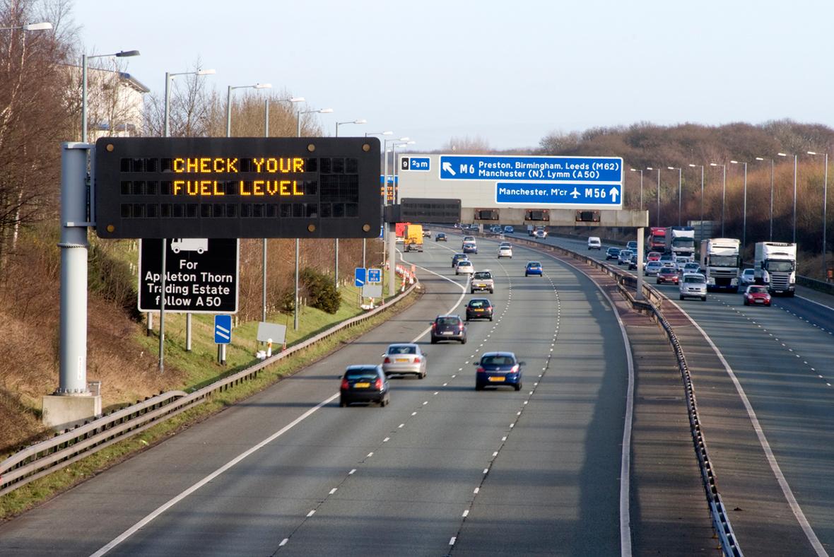 Brexit speech: Fuel