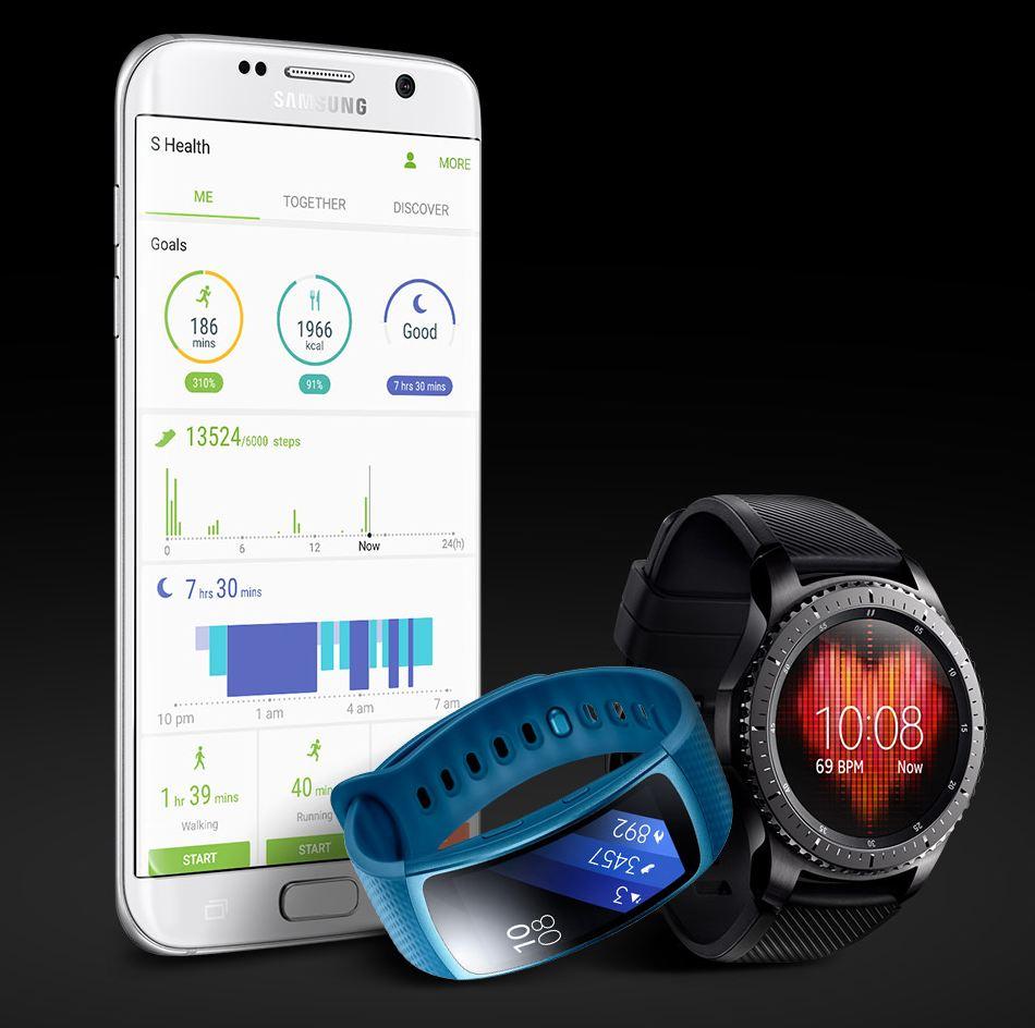 S Health app major update