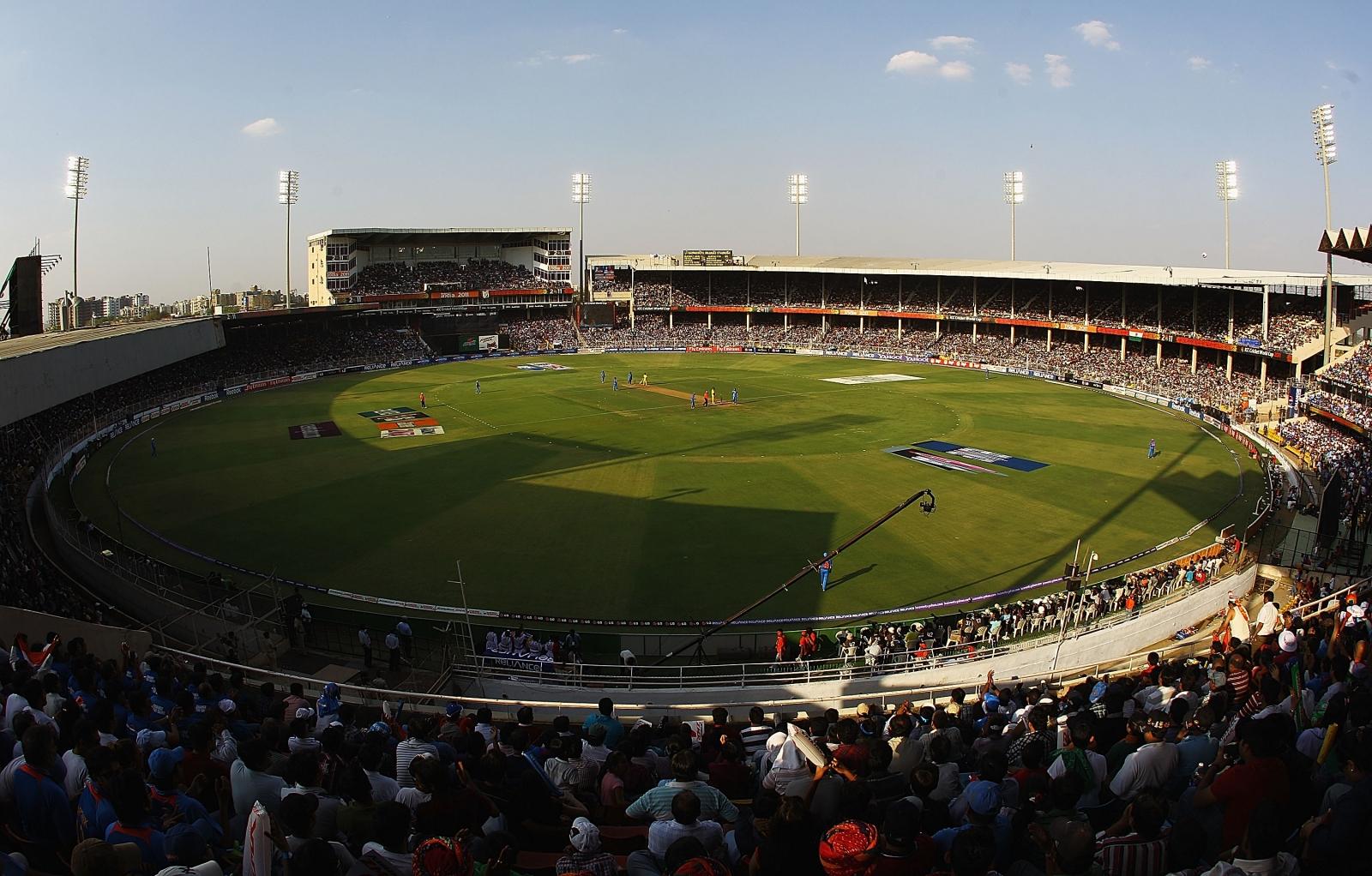 Montera Stadium, India