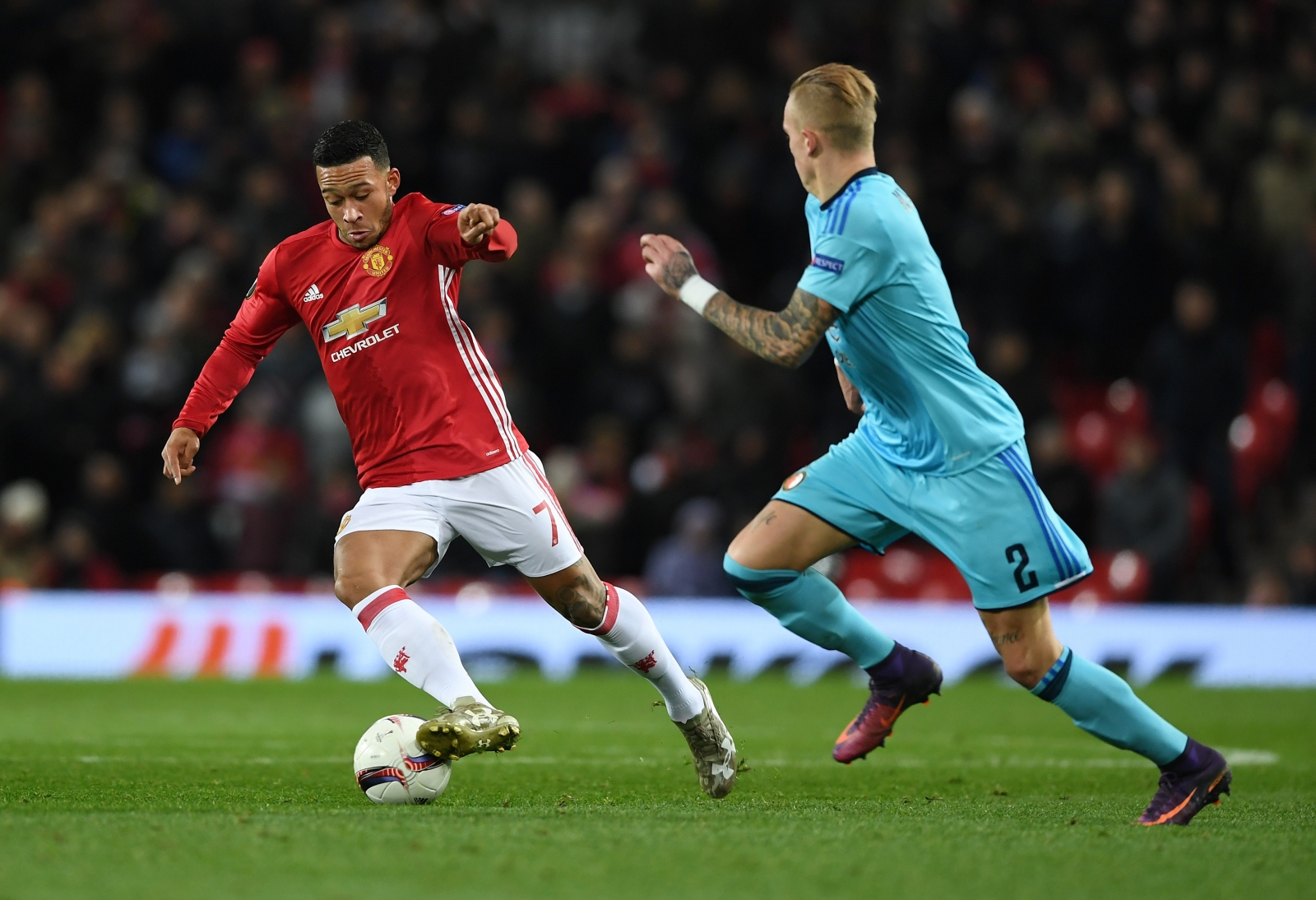 Manchester United Agree Deal For Memphis Depay To Join Lyon
