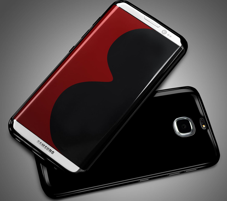 Samsung Galaxy S8 case leak