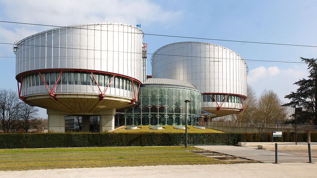 ECHR Strasbourg Europe