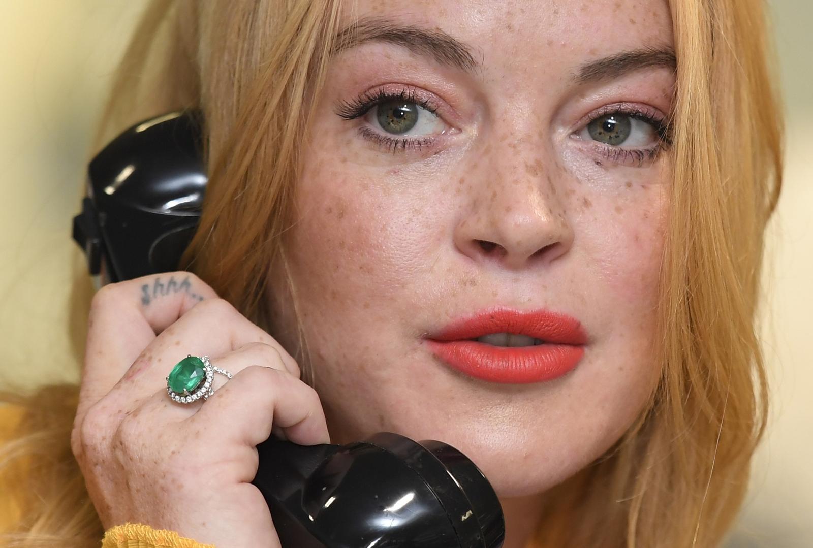 Lindsay Lohan actress 2016