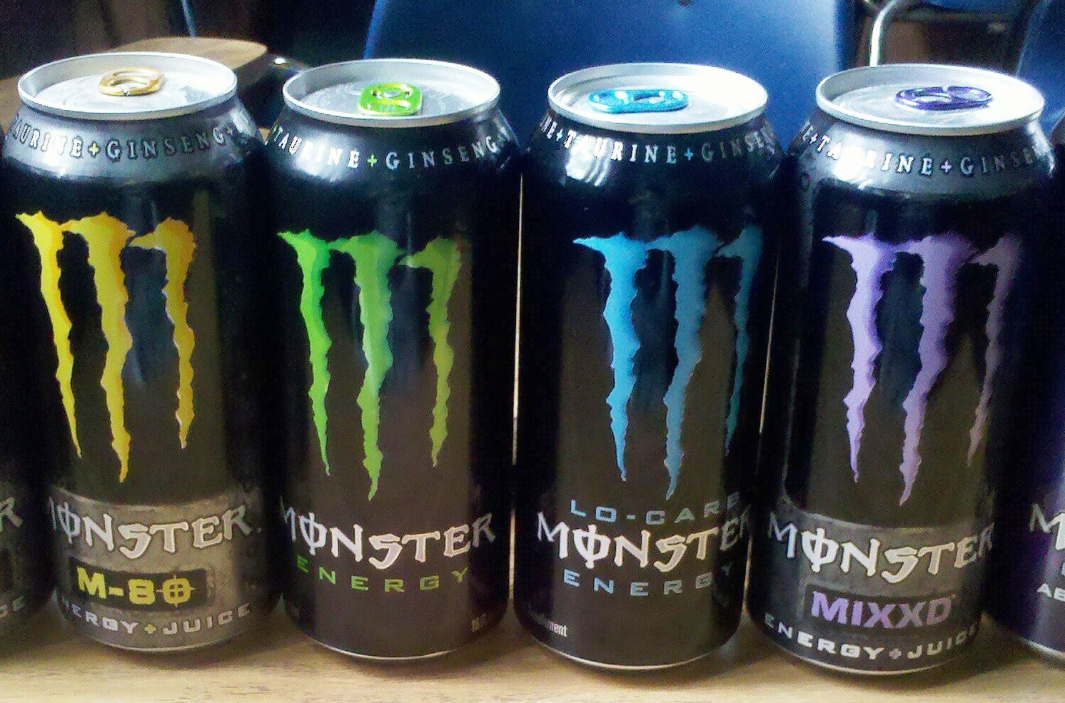 Monster to be sued
