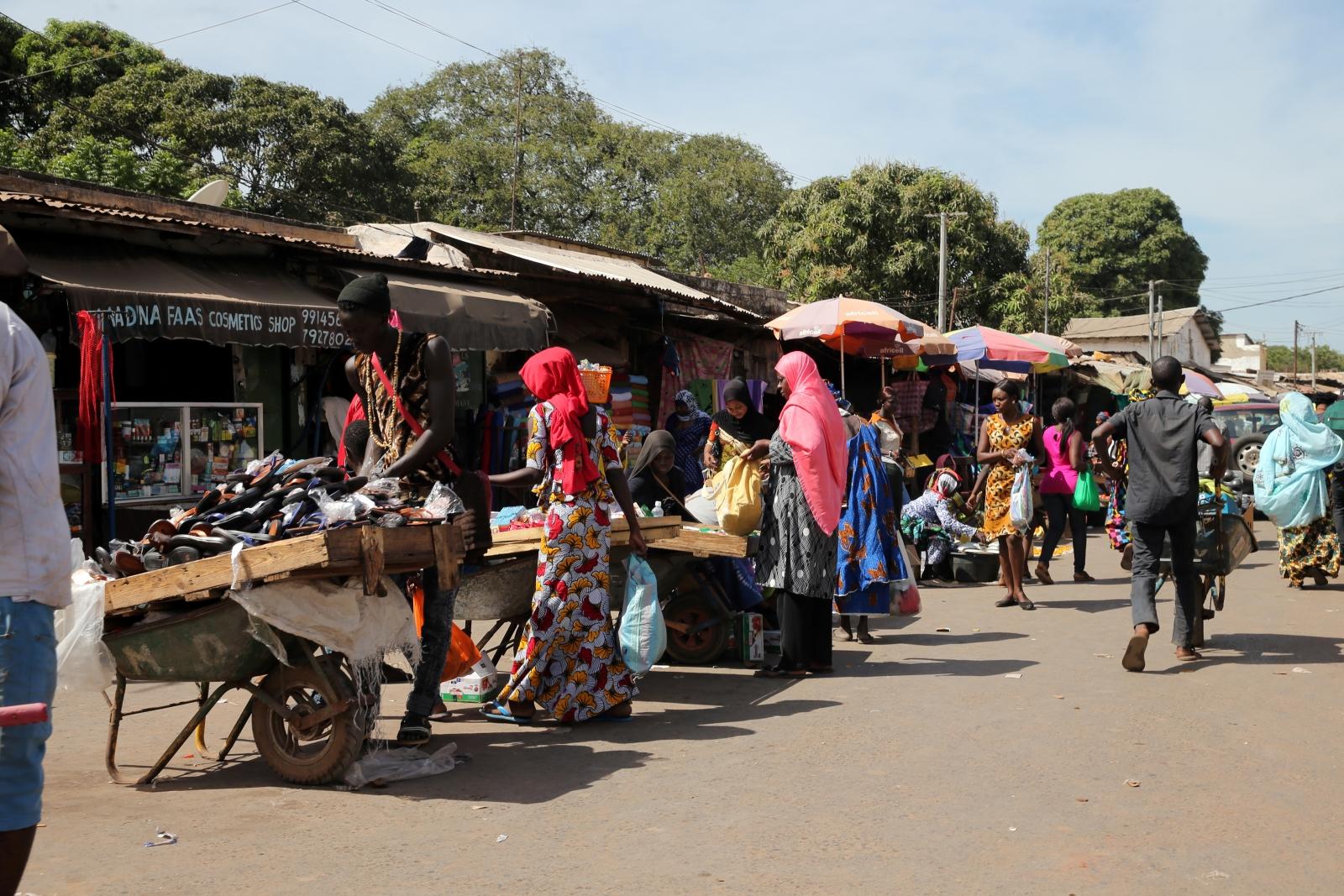 Tourists flee West African hot-spot as civil unrest threatens