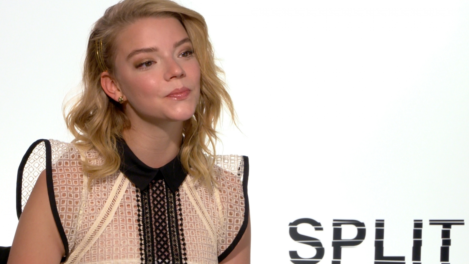 Split Actor Anya Taylor-Joy on working with James McAvoy