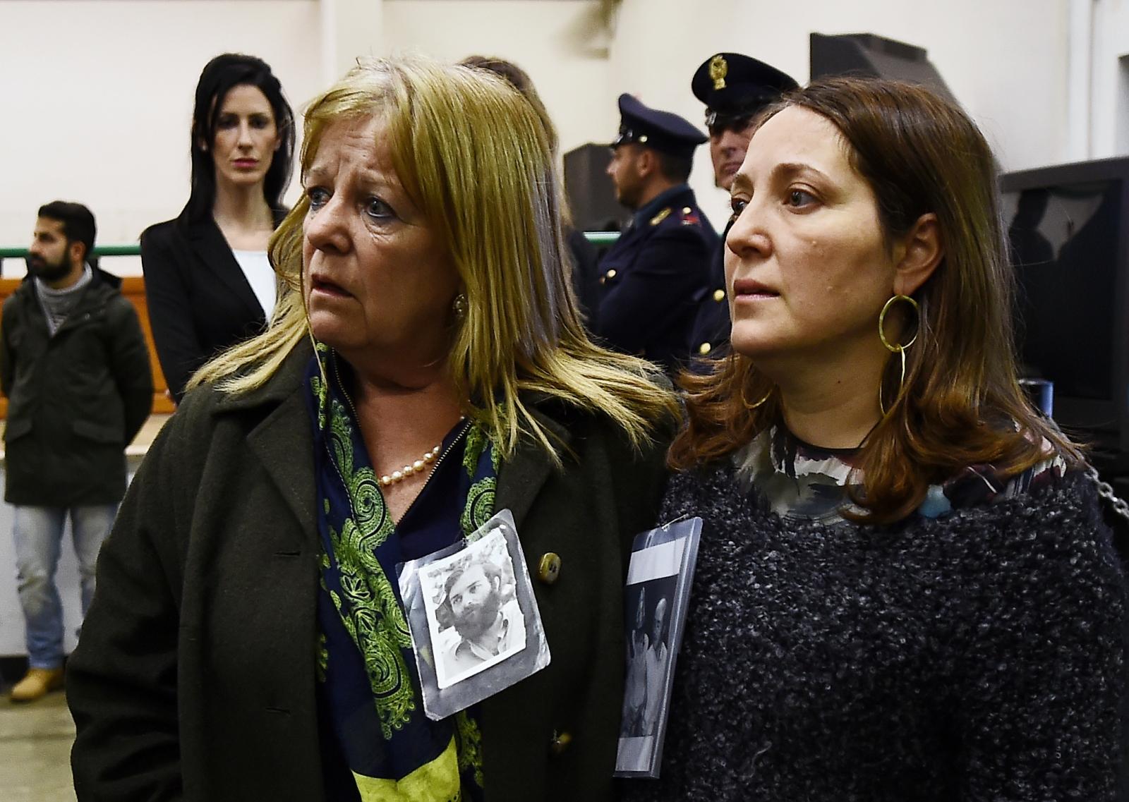 Operation Condor victims relatives