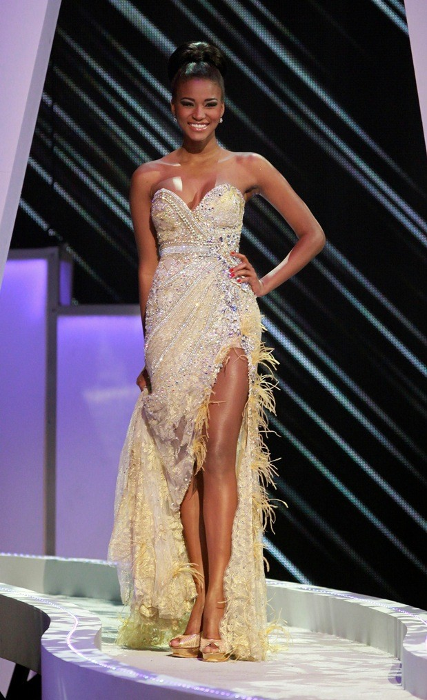 Miss Angola Leila Lopes