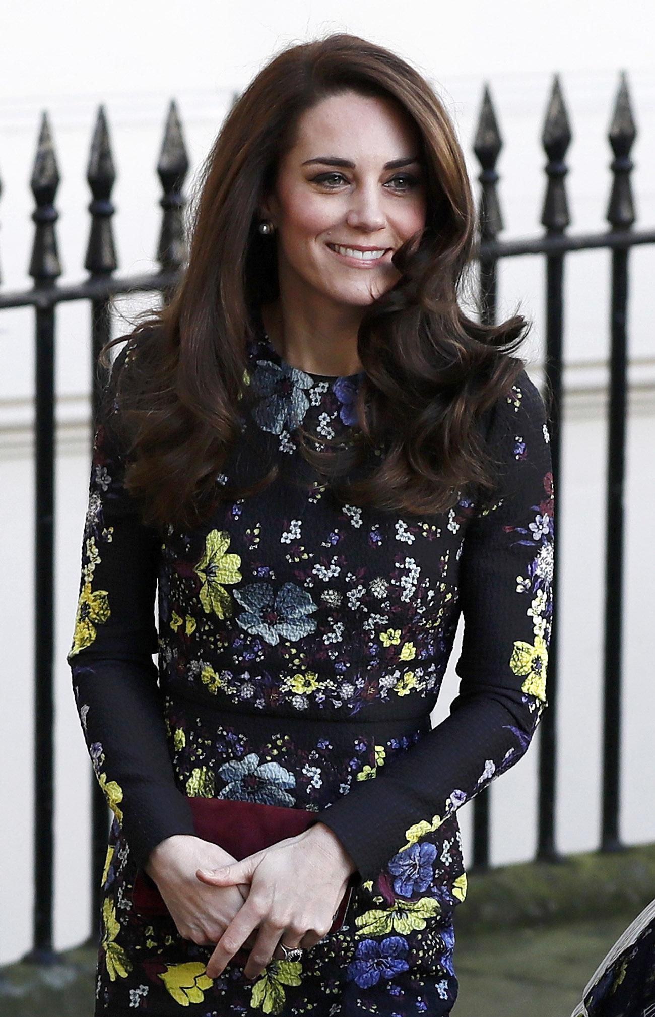 A running joke! Kate Middleton's hilarious response to Prince William's plans to run the marathon