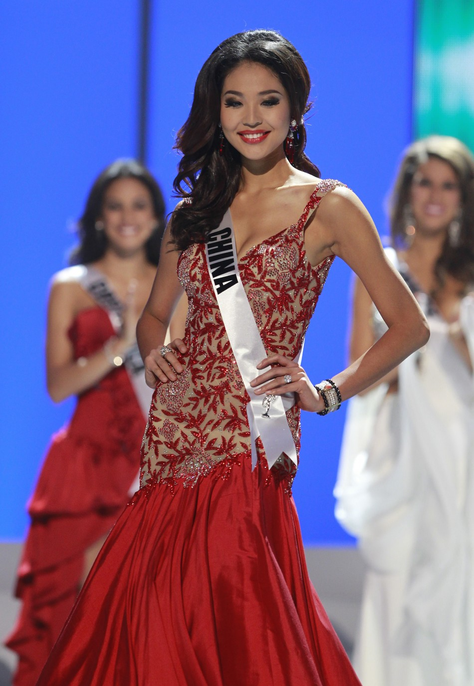 Miss China Luo Zilin