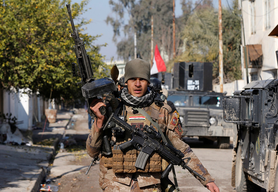 Mosul Isis