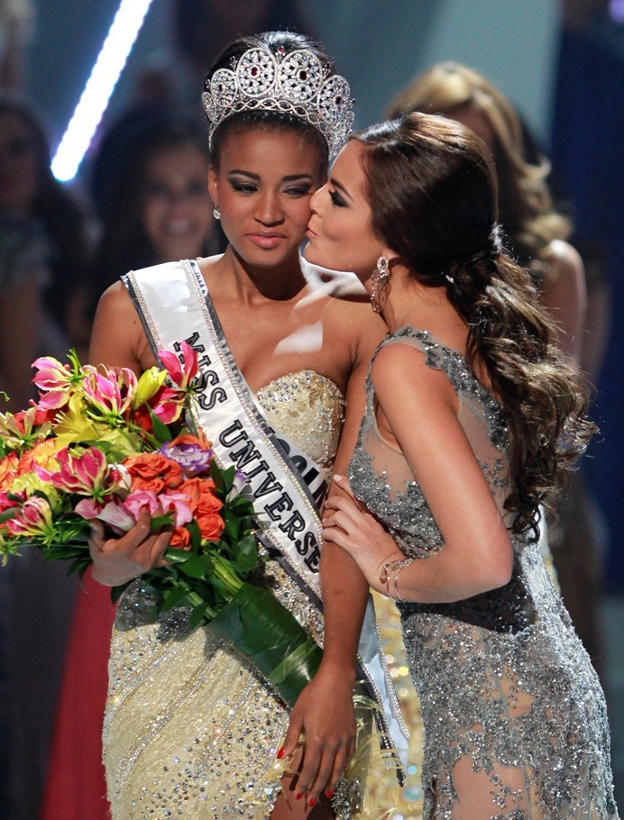 Miss Universe 2011 is Miss Angola: Highlights of the ...