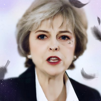 Meitu Theresa May