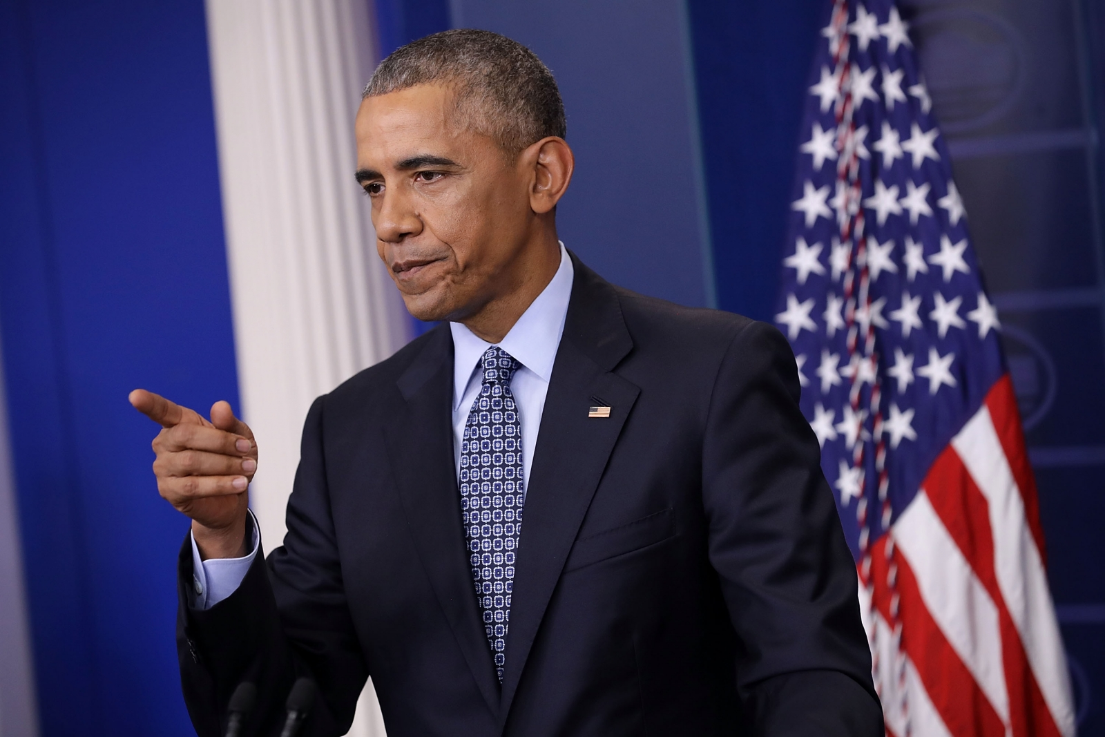Five main quotes from Obama's final press conference