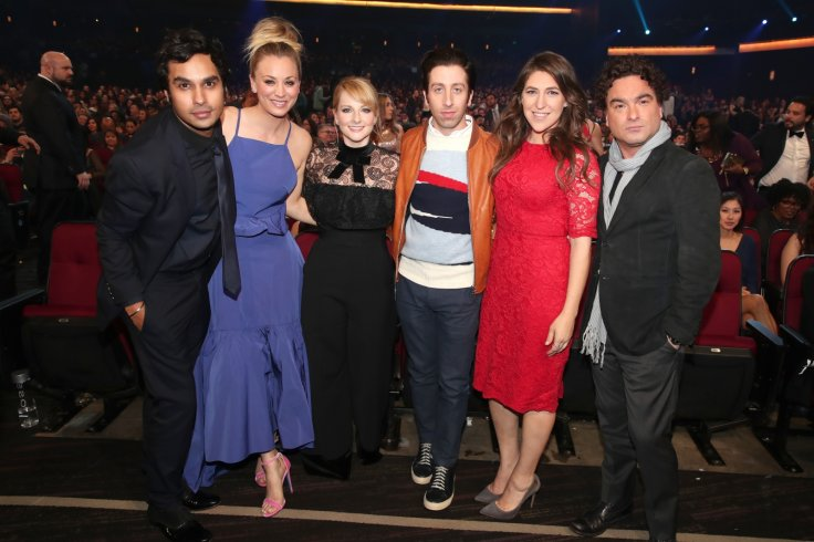 Kaley Cuoco Jim Parsons React To The Big Bang Theory Winning