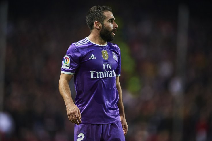 Real madrid injury news dani carvajal could miss champions league clash with napoli Miss sixty madrid