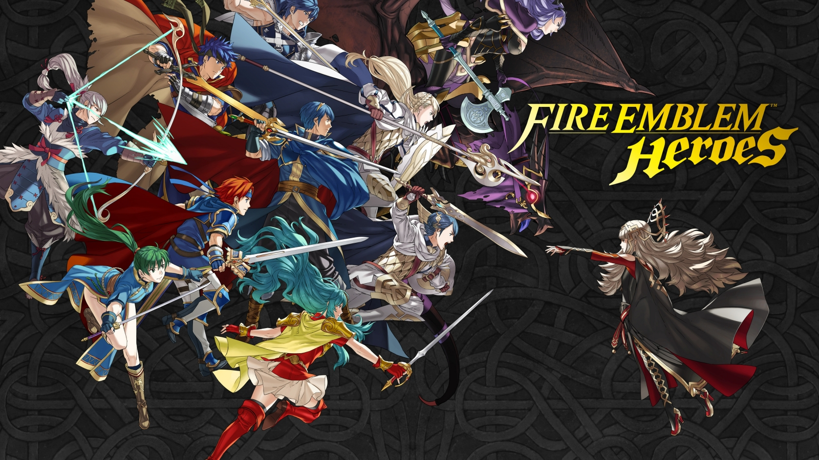 Fire Emblem Heroes iOS Android