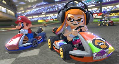 Mario Kart 8 Nintendo Switch