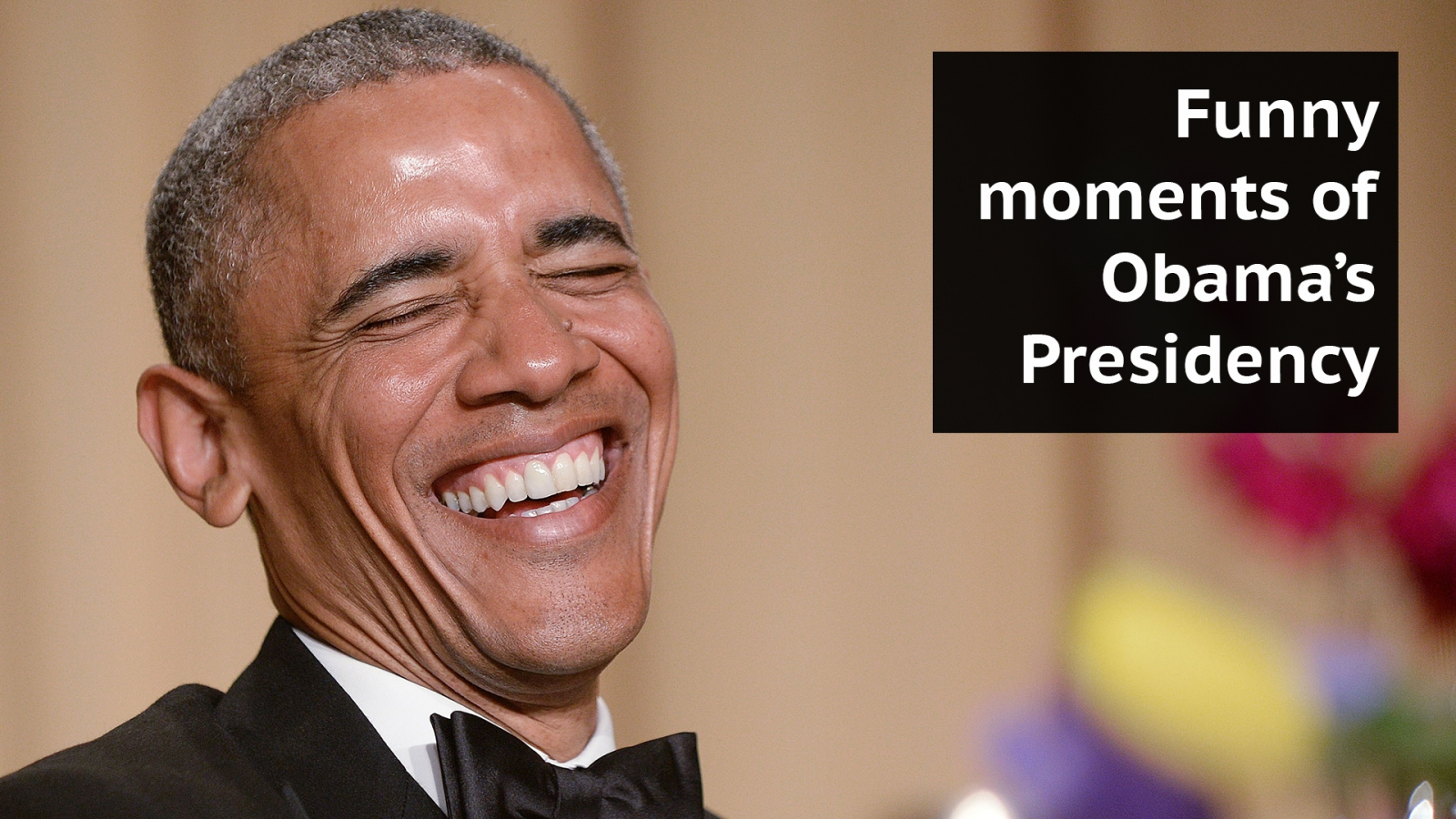 Top 10 Funniest Obama Moments
