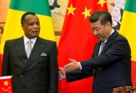 China and Republic of Congo