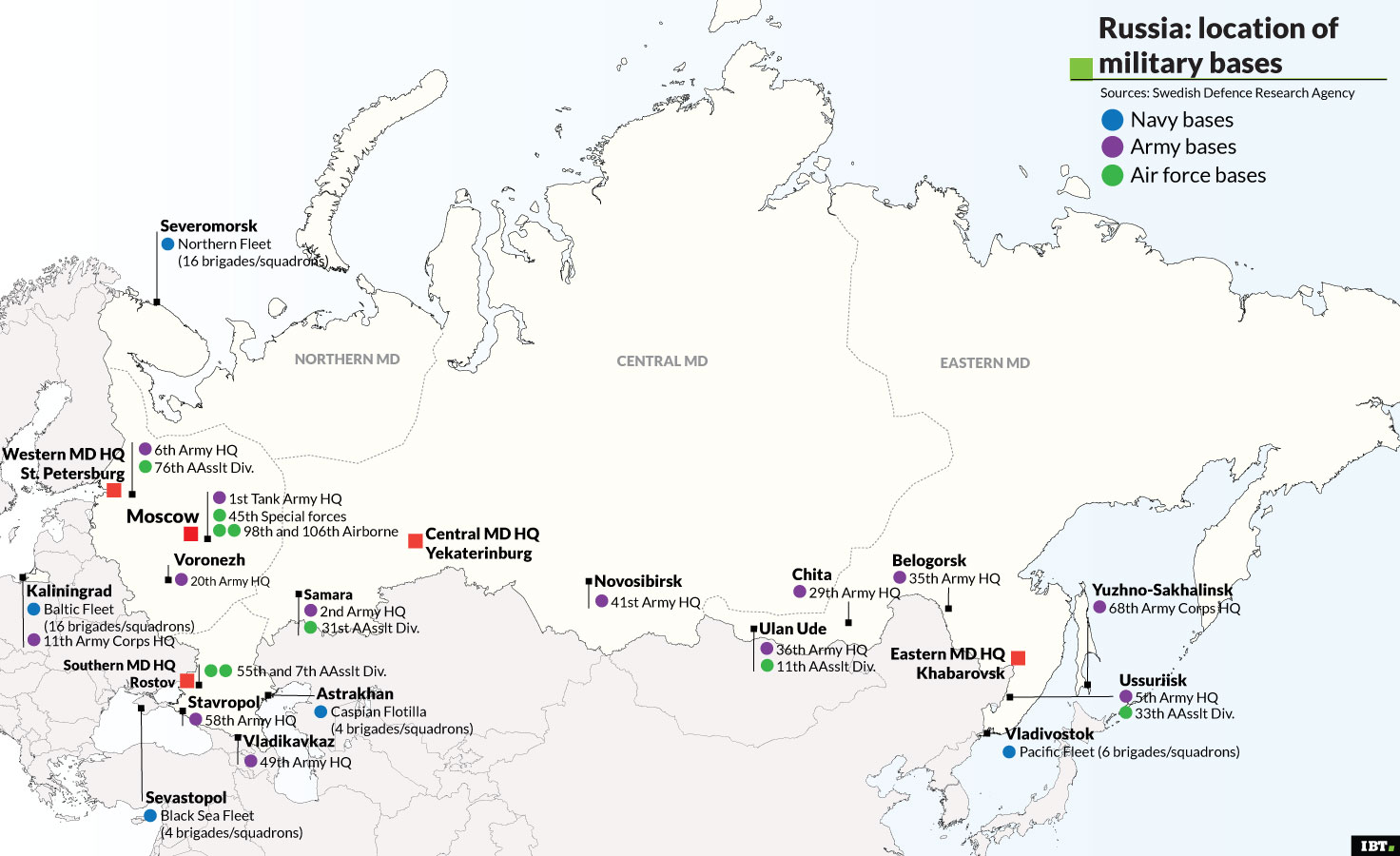 Will Russia Go To War With Nato How Vladimir Putin Is Beefingup - Russian map