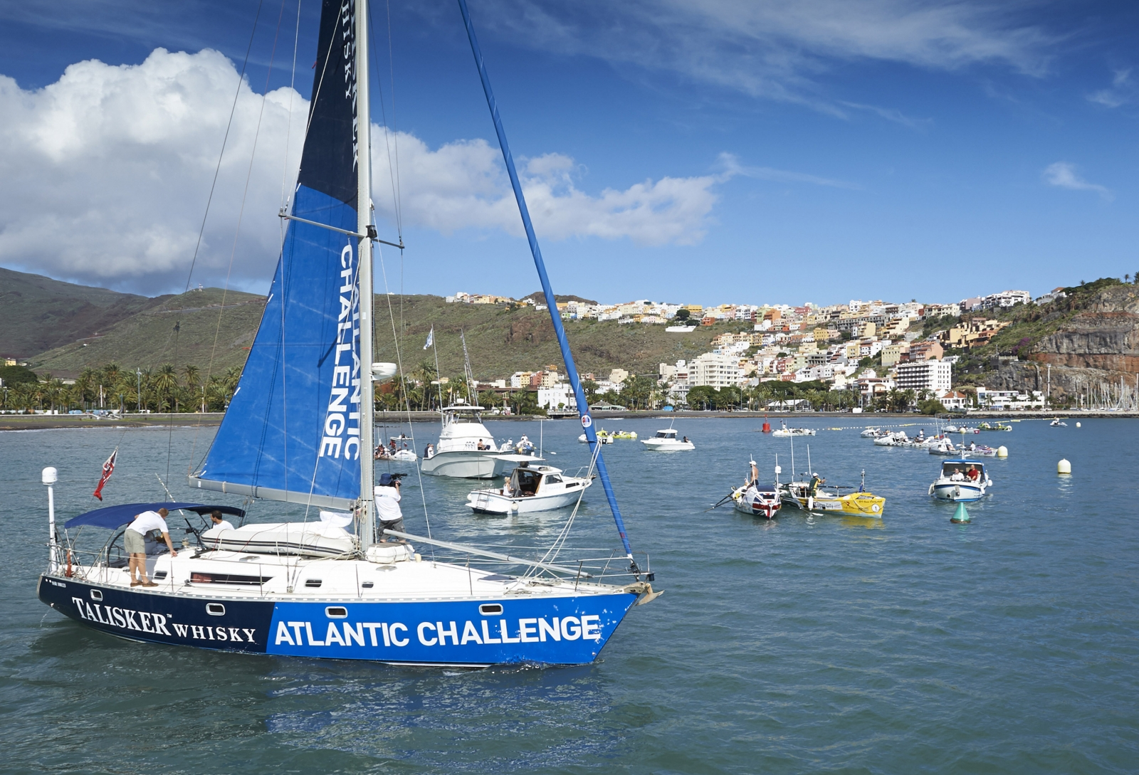 Atlantic row