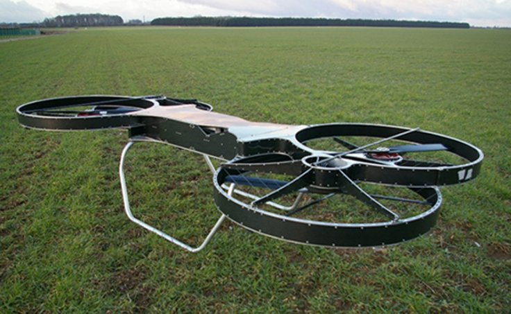 US Army tests Hoverbike unmanned drone prototype