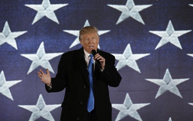 Trump inaugural concert