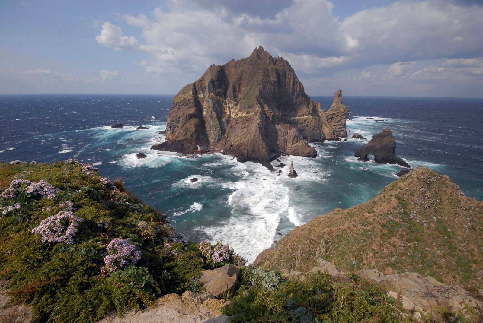Japan slams Pyeongchang mention of disputed islands
