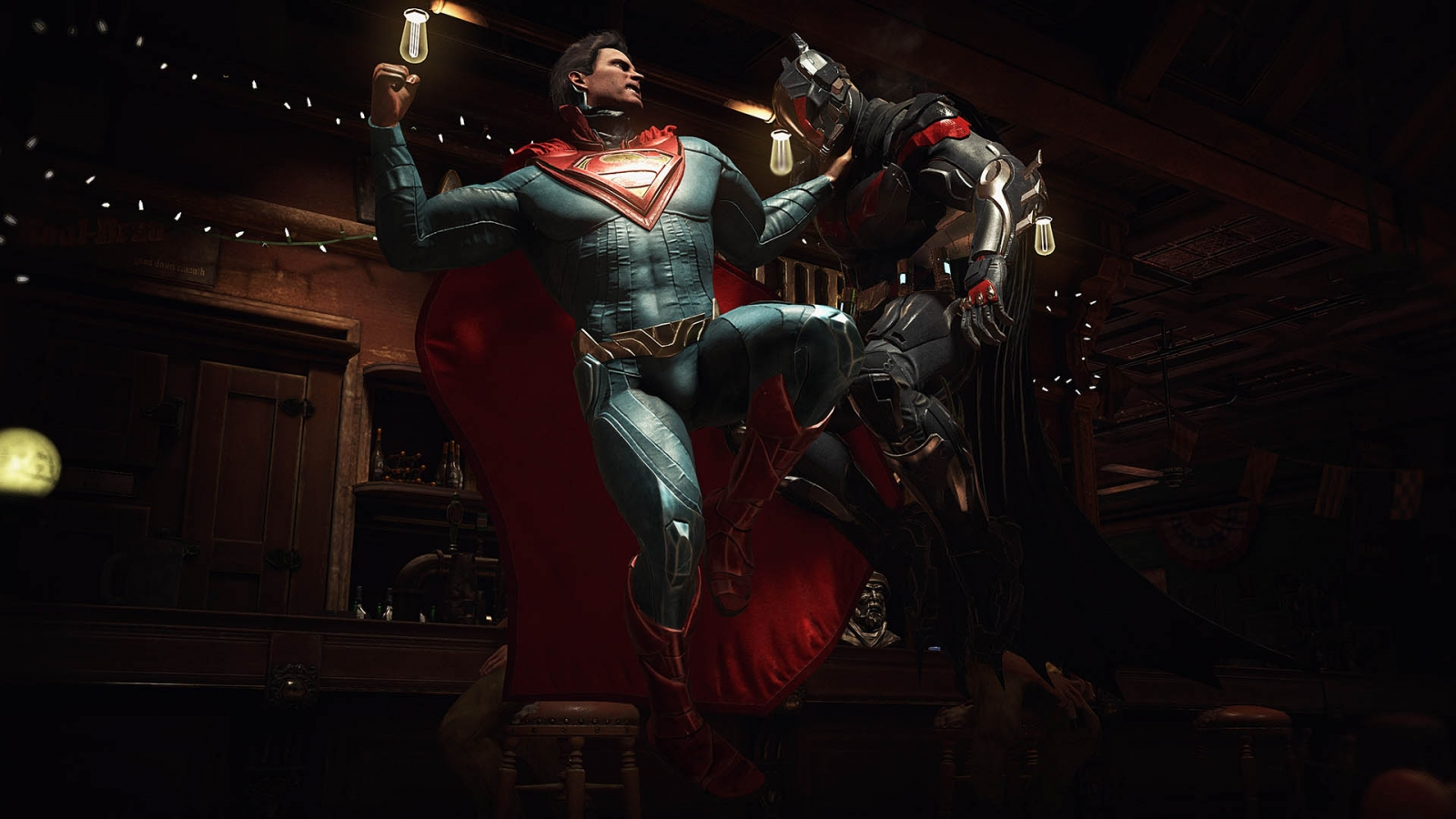 Is Ed Boon Teasing An Injustice 2 Beta?