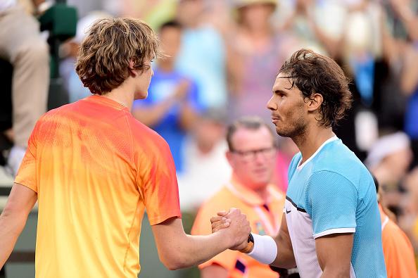 Barcelona Open: Rafael Nadal labels Alexander Zverev's desire to face him as 'strange'